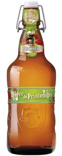 Fischer Biere de Printemps (Spring beer)