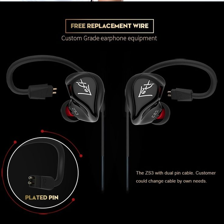 Buy KZ ZS3 Universal 3.5mm Plug In-ear Earphone Running Sport w/ Mic online at Lazada. Discount prices and promotional sale on all. Free Shipping.