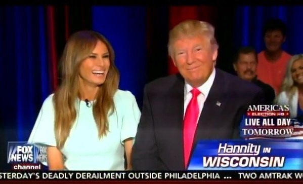 MELANIA TRUMP Sends People Mag Cease and Desist Letter – IS NOT EVEN FRIENDS WITH WOMAN IN HIT PIECE!  Jim Hoft Oct 13th, 2016