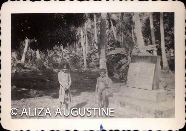 Vintage // Black & White // Photo // Tongatabu, Friendly Islands       1440 by foundphotogallery on Etsy