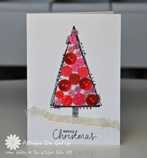 Bekijk de foto van MarjanK met als titel knoop kerst boom en andere inspirerende plaatjes op Welke.nl.