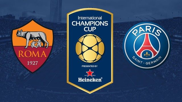 bandarbo.com Prediksi Bola : AS Roma vs Paris Saint-Germain FC 20 Juli 2017 #Bandarbo #taruhanbola #DaftarBandarbo #DepositBandarBo
