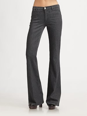 MiH Jeans Flare Pants