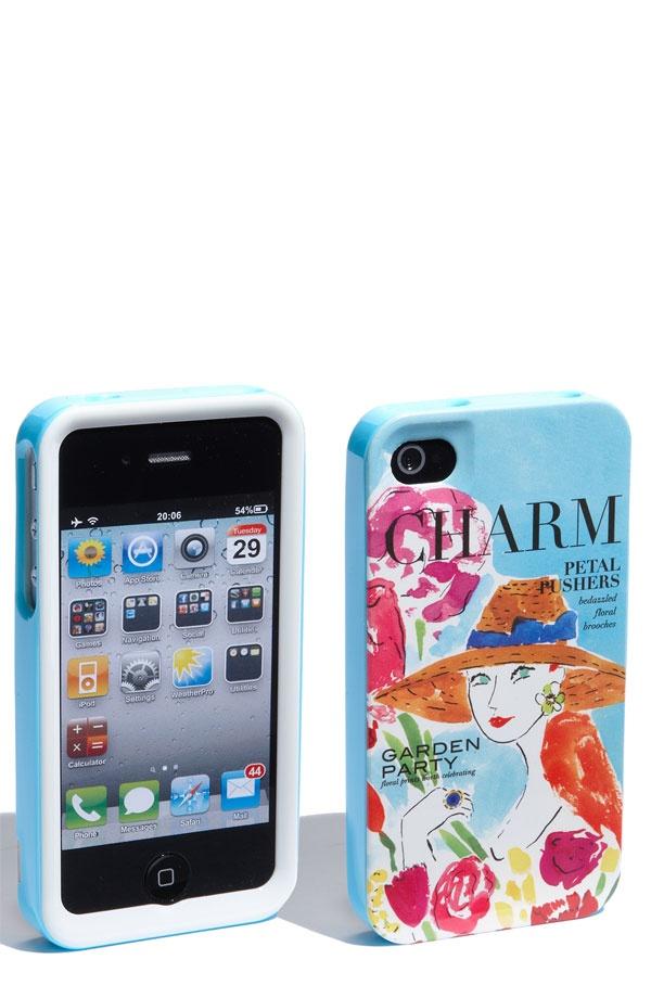 Kate spade new york iPhone 4 & 4S case/Garden