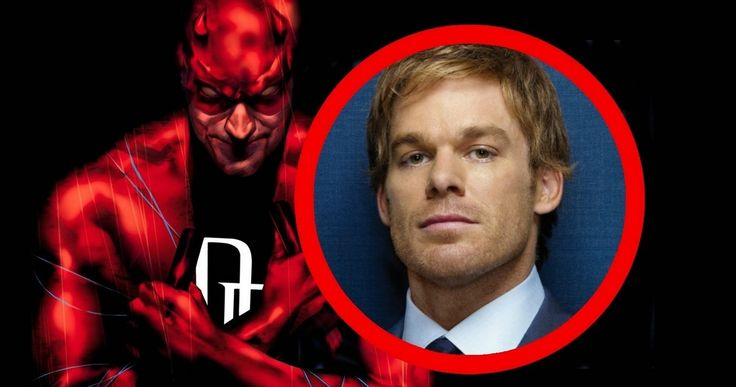 'Dexter' Star Michael C. Hall Wanted as 'Daredevil' in Netflix Series? -- Marvel reportedly wants the actor to play The Man Without Fear, although his casting has not yet been confirmed. -- http://www.tvweb.com/news/dexter-star-michael-c-hall-wanted-as-daredevil-in-netflix-series