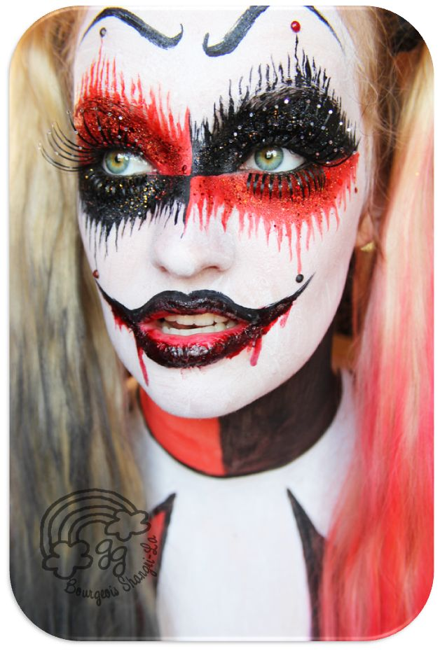 Pin on Halloween Makeup Ideas