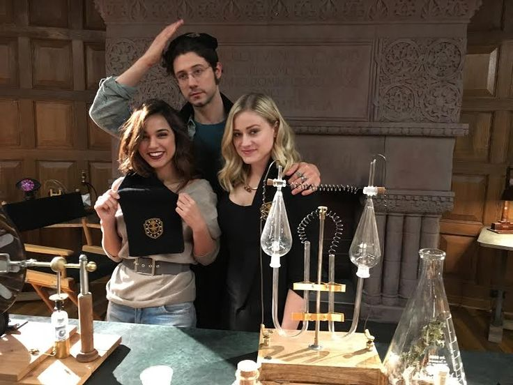 What It's Like To Step Inside The World of Lev Grossman's The Magicians