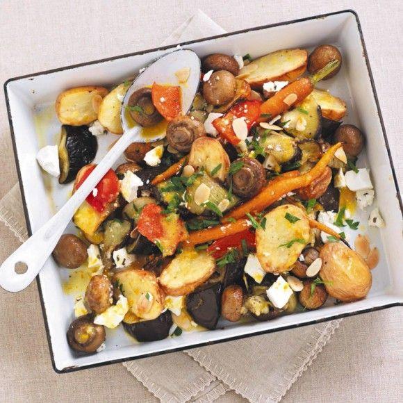 Roasted+Mushroom+&+Vegetable+Medley