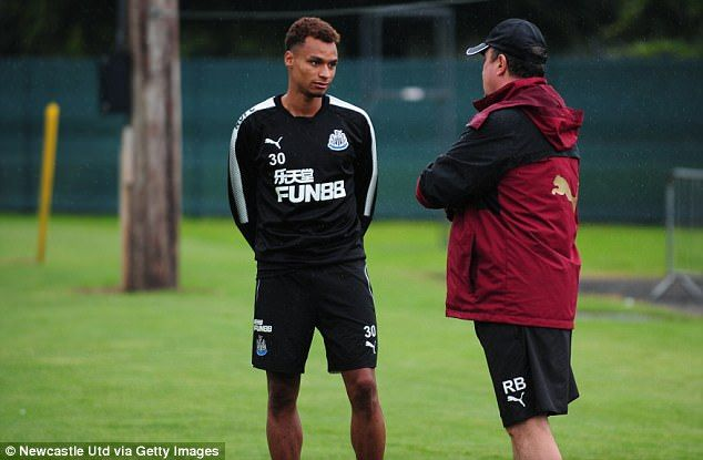 Jacob Murphy signed from Norwich this summer for around £12m but Benitez wants more recruits