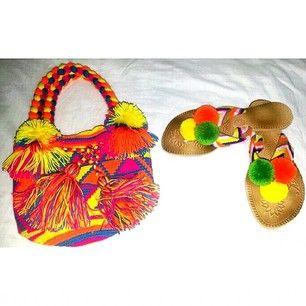 sandalias wayuu , Buscar con Google