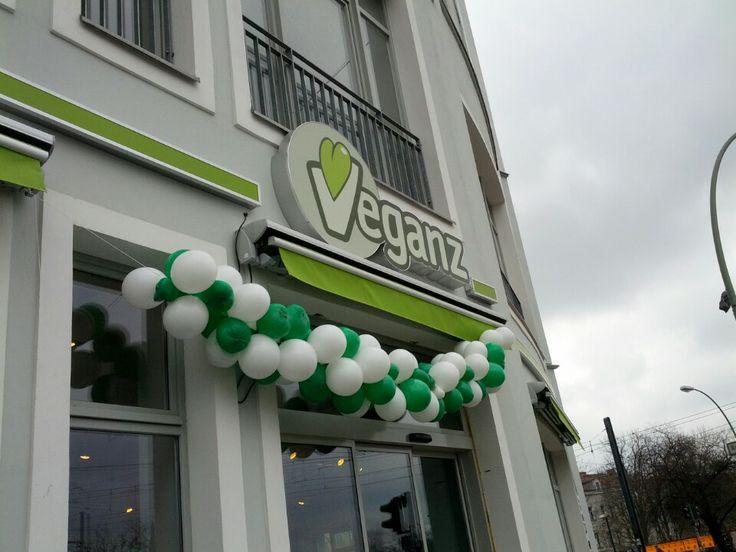 Veganz - vegan supermarket / restaurant