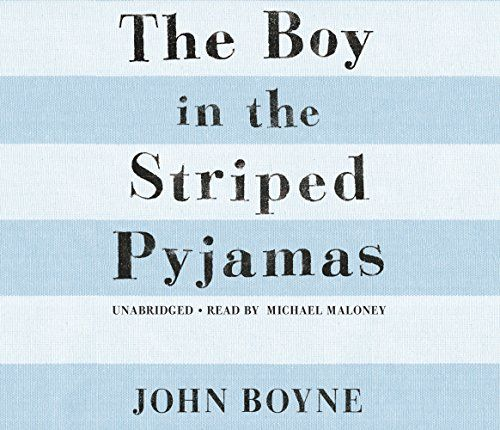 From 8.32 The Boy In The Striped Pyjamas (audio Book)