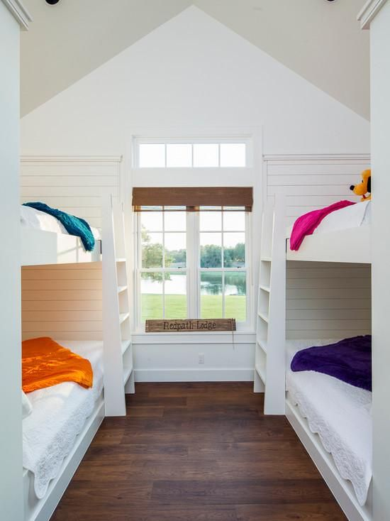 488 melhores imagens sobre Quartos com 2 ou + camas no  ~ Quarto Pequeno Triliche