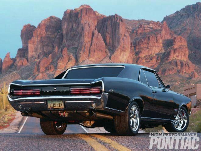 Cool 1966 Pontiac GTO!!!