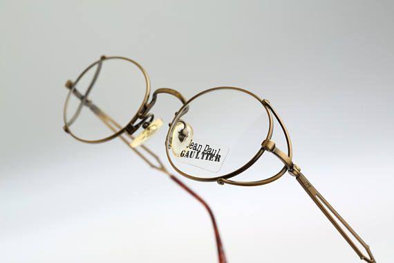 Jean Paul Gaultier 55-3175 / vintage Eyeglasses and Sunglasses
