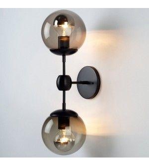 Modo Sconce - 2 Globe Replica