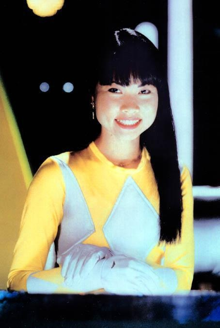 Yellow Power Ranger Trini - Thuy Trang