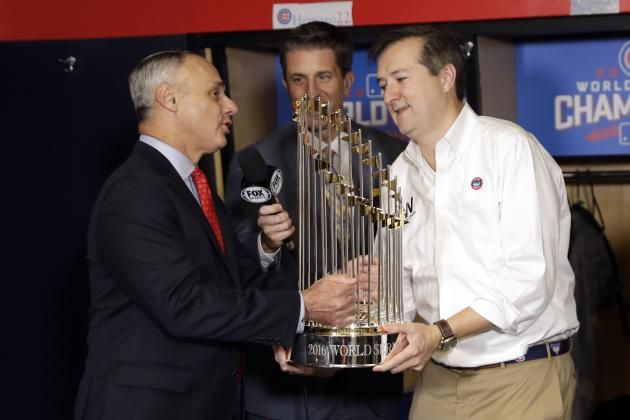 Cubs Owner Tom Ricketts Has Plans On Reaching Out To Steve Bartman