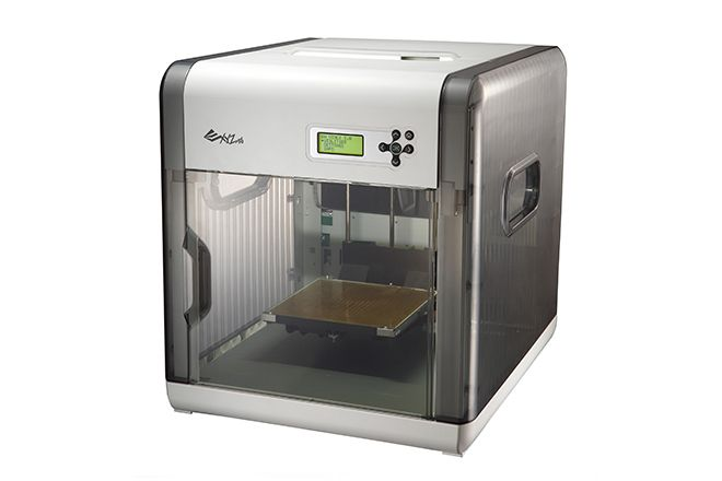 Affordable 3-D Printers Are Impressive And Plagued by Weak Software: DaVinci's; $500-800; Details.