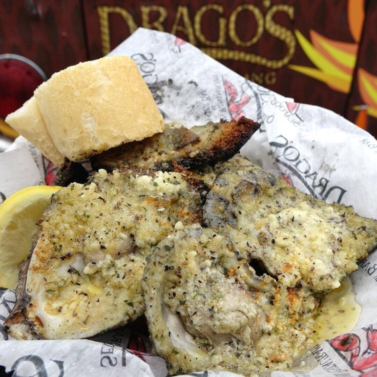 Tom Fitzmorris: Drago's Char-Broiled Oysters recipe