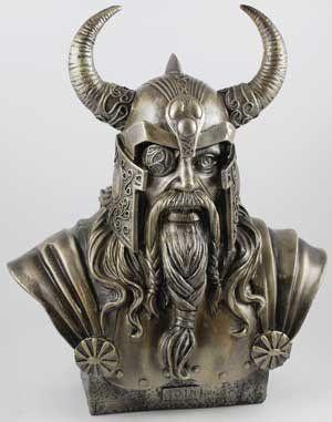 Odin Bust