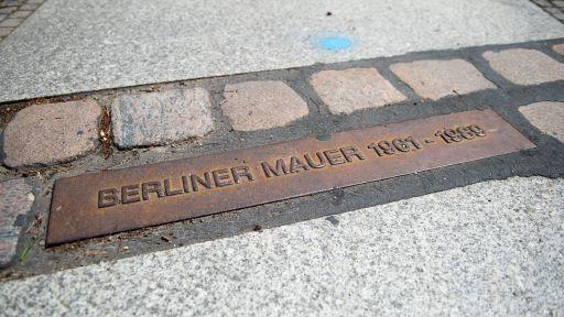 Mauerreste in Berlin (Quelle: dpa)