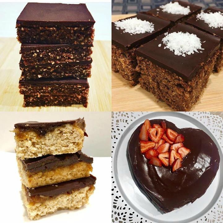 Calling all chocoholics! Check out Healthy Mummy Leah's chocolate creations from the 28 Day Weight Loss Challenge! Yum!