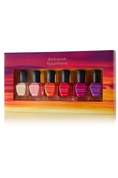 Deborah Lippmann - Sunrise, Sunset Nail Polish Set - Orange - one size