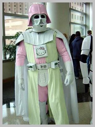 Kitty Vader ?