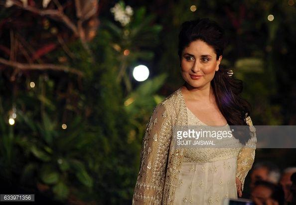 News Photo : Indian Bollywood actress Kareena Kapoor Khan...