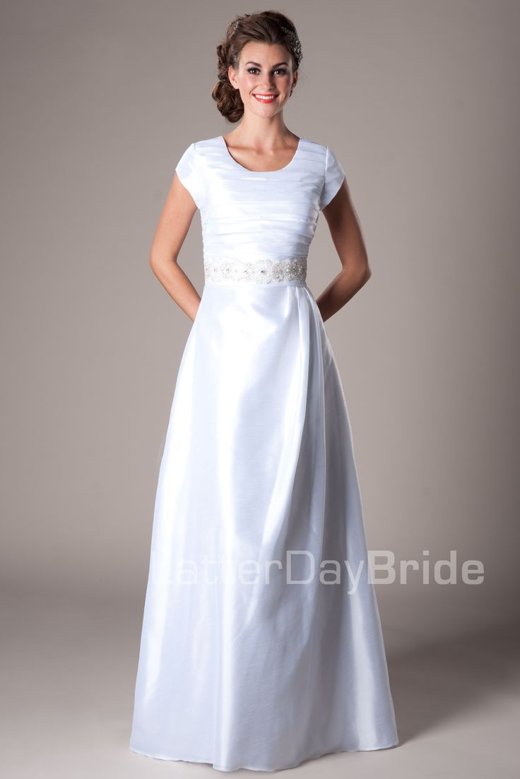 a temple dress and a wedding Lds temple dresses designed by youmade in the usa many fabrics & styles to choose from we have temple dress sizes in petite, tall, in including plus size for your temple clothing needs everyday free shipping designs in white.