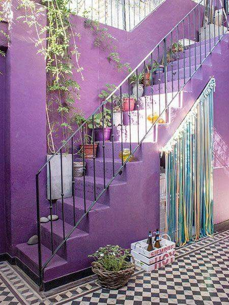☮ American Hippie Bohéme Boho Lifestyle ☮ Stairs