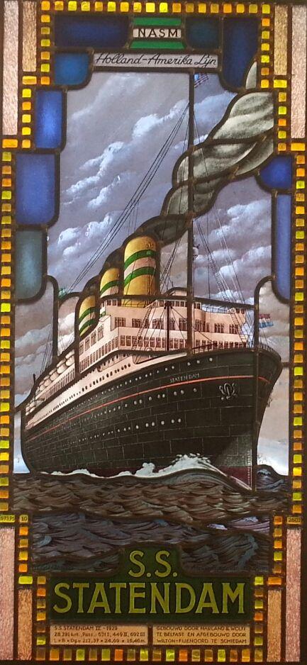 S.S. Statendam III  Holland America Line