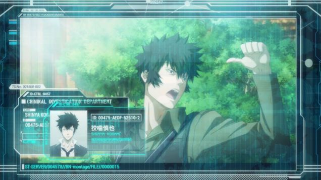 Psycho Pass: The Movie Is Not the Climax You Were Expecting