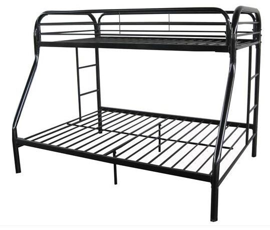 Youth Bunk Beds Contemporary Twin/Full Bunk Bed By Acme Furniture At Conlinu0027s  Furniture