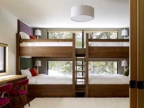 Giant guest room in my future ski villa