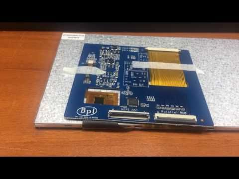 Banana pi BPI M2 Ultra LCD how to