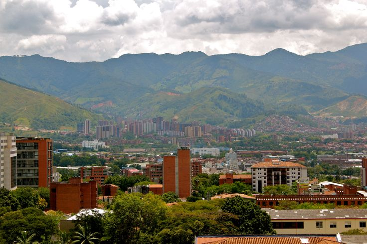 Medellin, Colombia #travel #city #adventures #colors #projectawol #online http://www.internetcashandfun.com