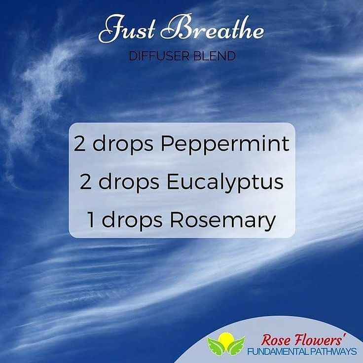This is an amazing diffuser blend to keep you breathing easy! #essentialoils #diffuserblend