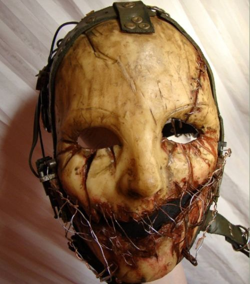 20 horror halloween masks to scare your friends - Cool Masks For Halloween