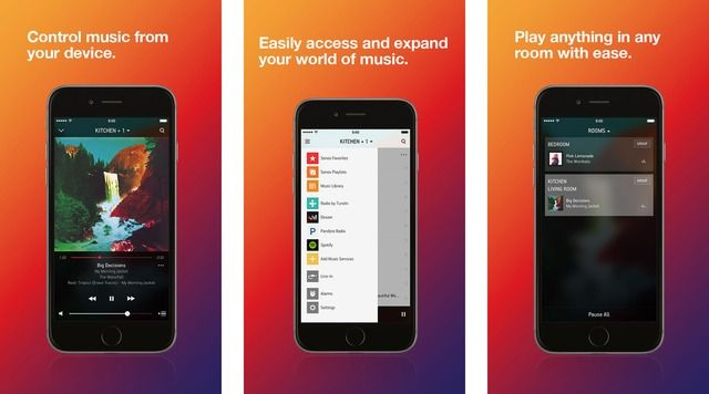 Sonos App Updated With Sound Enhancements for the Play:1, Improved Shuffle Feature, More - http://iClarified.com/50299 - The Sonos app has been updated to bring music experience upgrades, sound enhancements for the Play:1, and a simpler setup for home theater.