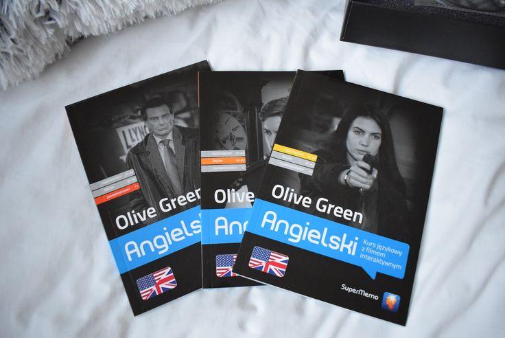 Reading my love: Olive Green. Kurs językowy z filmem interaktywnym