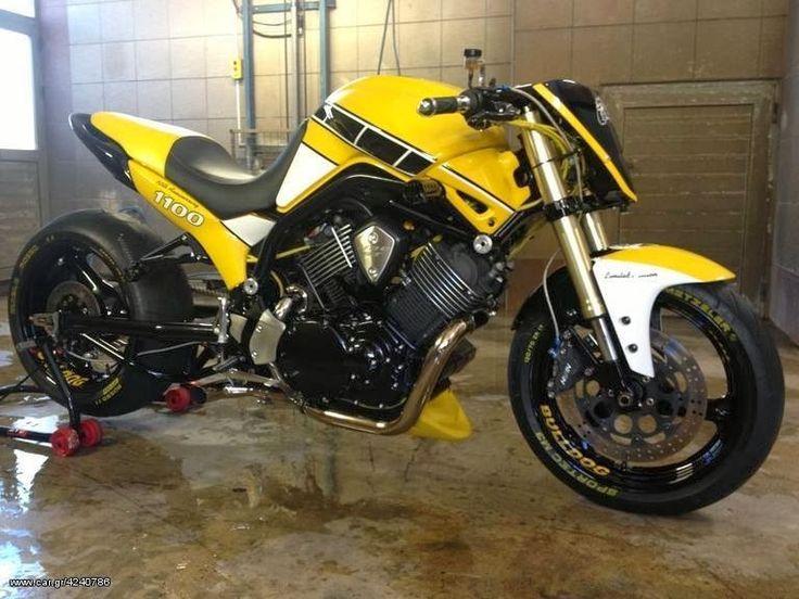 Yamaha BT1100 Bulldog