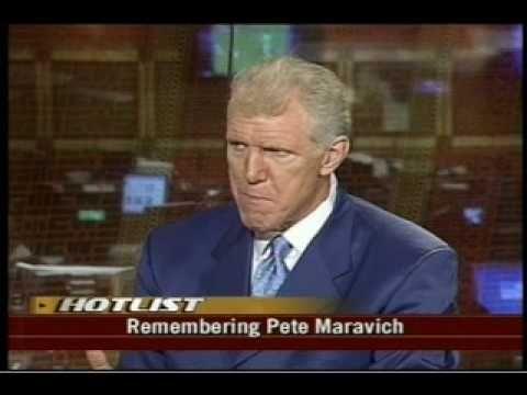 Bill Walton on Pistol Pete Maravich | http://pintubest.com