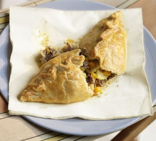 about Recipes - Pasties Hello John, got a new motor?/Cornish Pasties ...