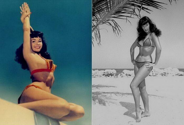 Бетти Пейдж – родоначальница пин-апа и звезда Playboy 1950-х годов http://chert-poberi.ru/devushki/betti-pejdzh-rodonachalnica-pin-apa-i-zvezda-playboy-1950-x-godov.html