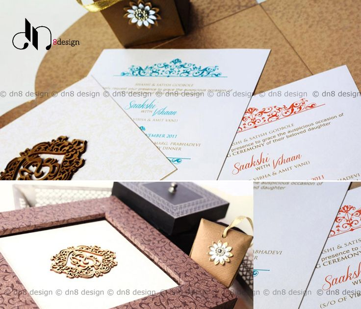 25 best customized wedding invitation images on Pinterest - invitation card kolkata