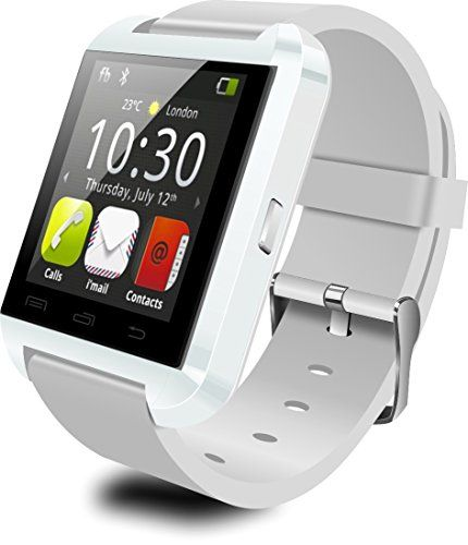 Touch Screen Smartwatch U Watch U8 Answer and Dial the Phone Bluetooth Photograph Altitude Meter for Iphone 6 6plus 5c 5s 5 HTC Lg Sony Sumsung (White) Tech http://www.amazon.com/dp/B00WBCTY7A/ref=cm_sw_r_pi_dp_V1WCvb1VKRR1X