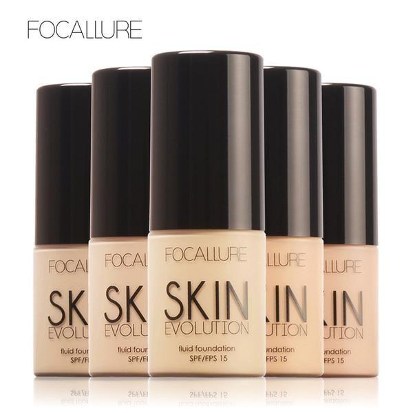 FOCALLURE BB cream liquid foundation