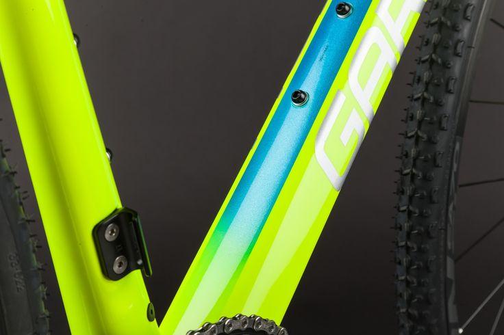Cyclocross bike Steeple Garneau-Easton from DreamFactory - triangle geometry